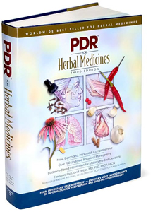 Pdr for herbal medicines third edition